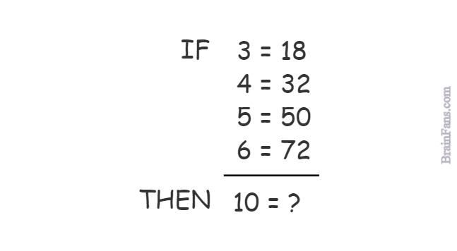 Brain teaser - Number And Math Puzzle - Guess the number -