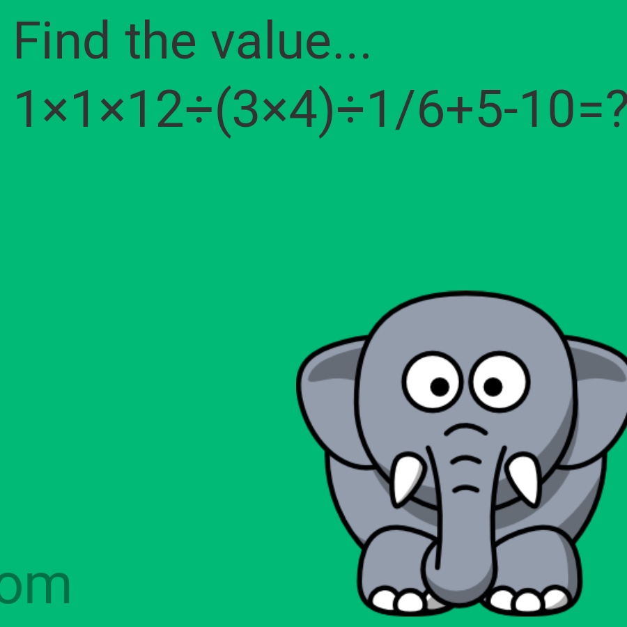 Brain teaser - Number And Math Puzzle - 90% will fail -