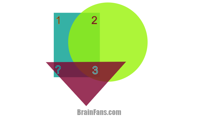 Brain teaser - Logic Riddle - Shapes -