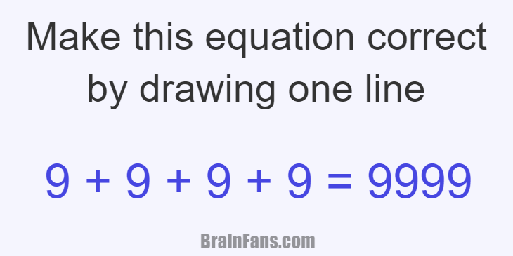 Drawing Lines From Equations : Drawing brain teasers images reverse search