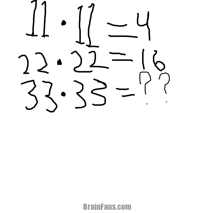 Brain teaser - Number And Math Puzzle - Math Riddle - This was really hard.