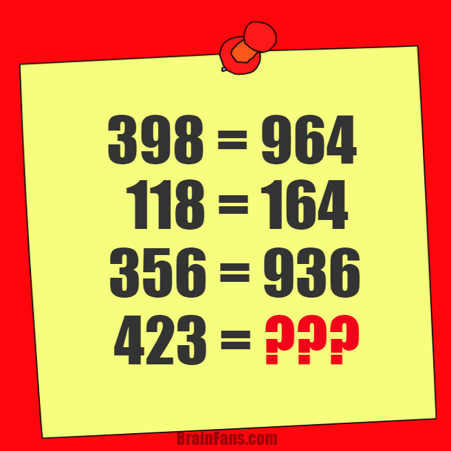 Fruit brain teaser | Number And Math Puzzle - BrainFans