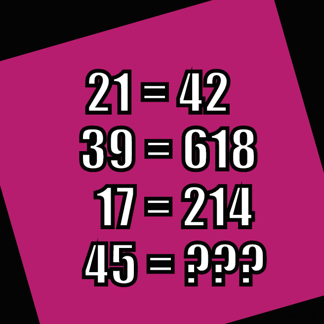 Brain teaser - Number And Math Puzzle - Maths puzzle for with numbers - Find the number (3 digits) provided all the equations are fulfilling the same pattern.